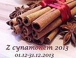 akcja_z cynamonem_szarlotka z rumem i rodzynakmi Ewy Wachowicz