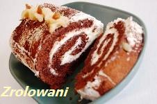 akcja_zrolowani_róża z twarogiem i borówkami_rolada drożdżowa_ciasto z owocami