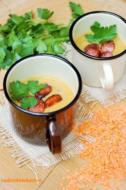 zupa z soczewicy_zupa krem z soczewicy_gęsta zupa