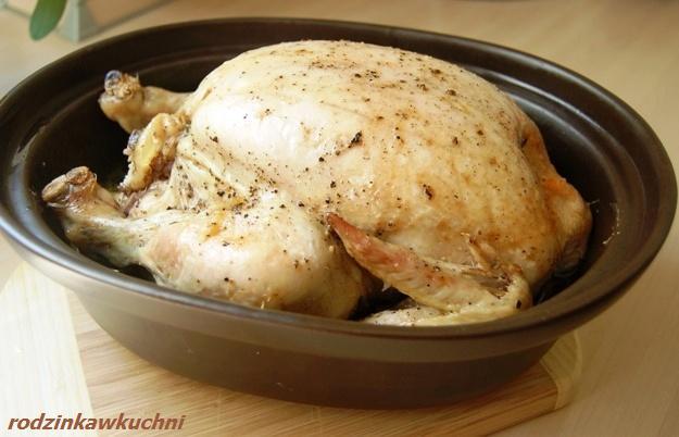 Kurczak faszerowany po polsku_potrawy z drobiu_kuchnia mazowiecka